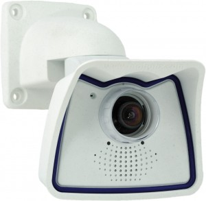 Mobotix M24M Security Camera (click to enlarge)